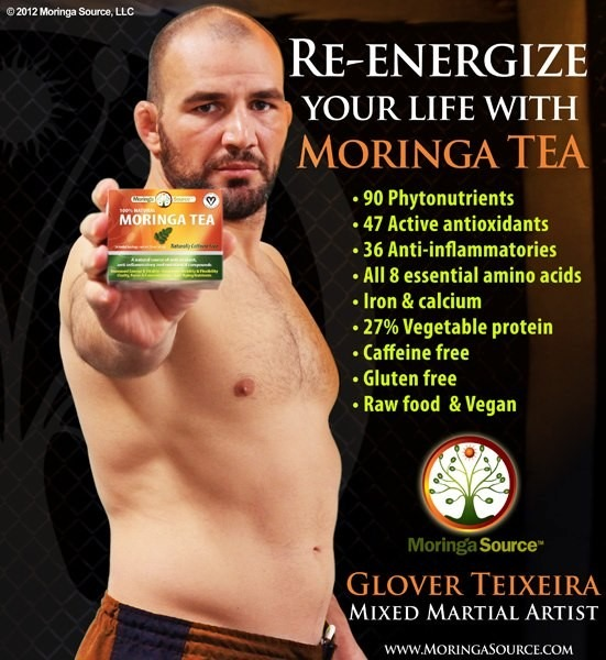 Moringa Is Great For Athletes